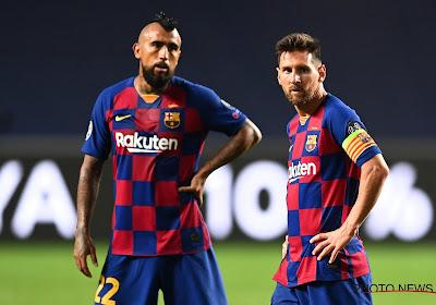 Le gouverneur de Catalogne fait ses adieux à Lionel Messi