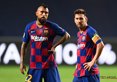 Arturo Vidal en Inter Milaan bereiken akkoord