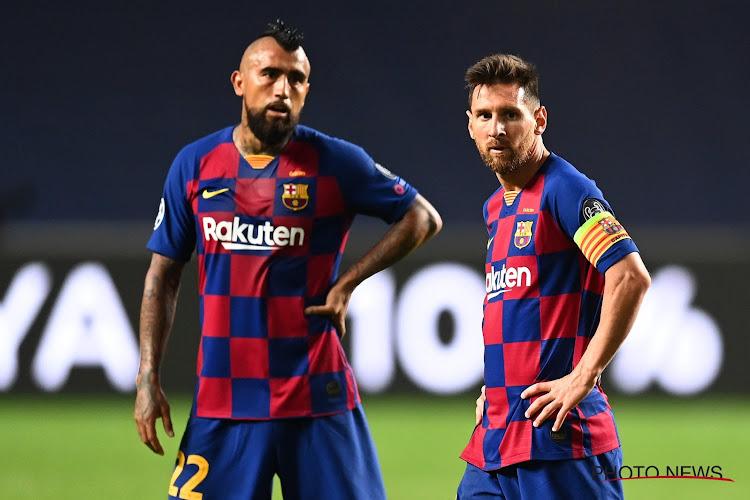Lionel Messi reste au Barça!
