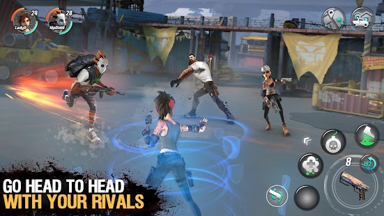 Dead Rivals - Zombie MMO (Unreleased)- screenshot thumbnail