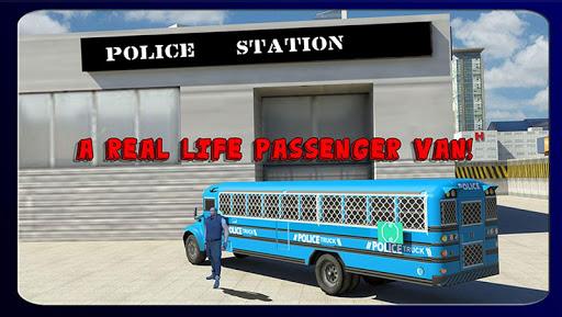 玩免費模擬APP|下載警方卡车转运3D app不用錢|硬是要APP
