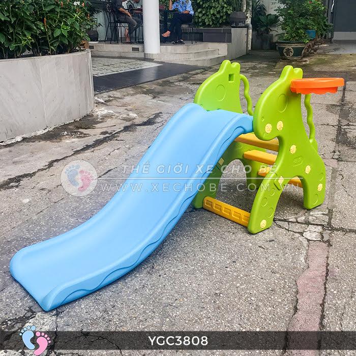 Cầu tuột bóng rổ cho bé YGC-3808 7
