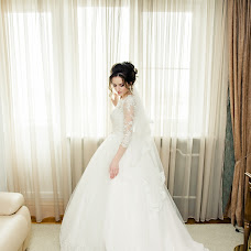 Wedding photographer Nadezhda Gributa (nadezhdaphoto). Photo of 20.11.2017