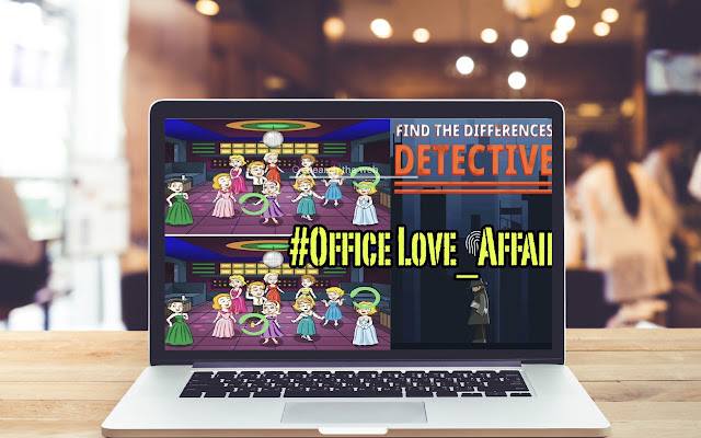 Find The Difference Detective Wallpaper Theme