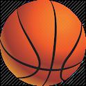 Real Throw Basketball game offline icon