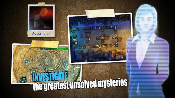 Secret Case (FULL)- screenshot