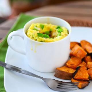 Omelette in a Mug.