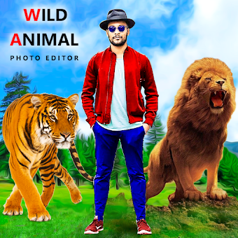 Download Top 49 Wild Animal Photo Editor Games Apps On Gam8 Com