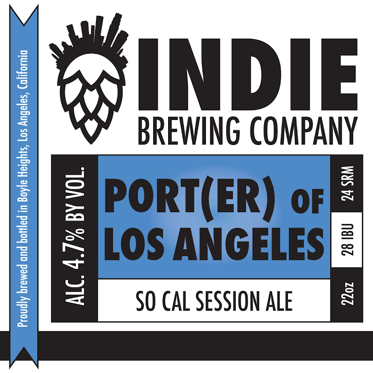 Logo of Indie Port(er) Of Los Angeles