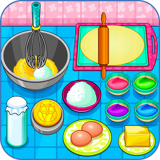 Cook owl cookies for kids (game)