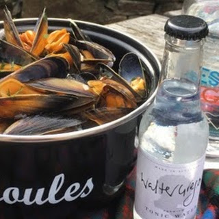 Gin & Tonic Mussels