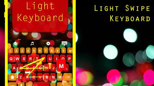 Light Mega Keyboard Theme