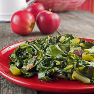 Fried Collard Greens