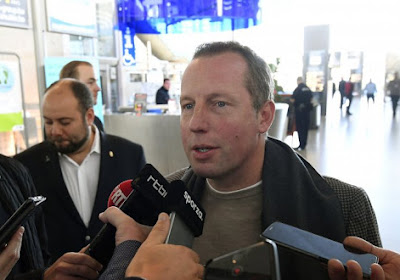 OFFICIEL !  Le Standard de Liège recrute Nicolas Raskin de La Gantoise