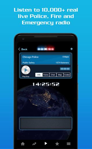 Police Radio Scanner - Hot Pursuit Police Scanner screenshot 9