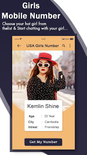 Girls Mobile Number: Girl Friend Search 1.0 screenshots 4