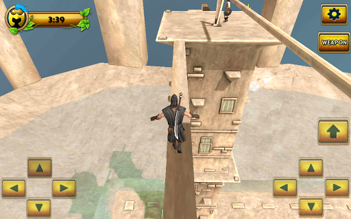 Ninja Samurai Assassin Hero screenshot 5