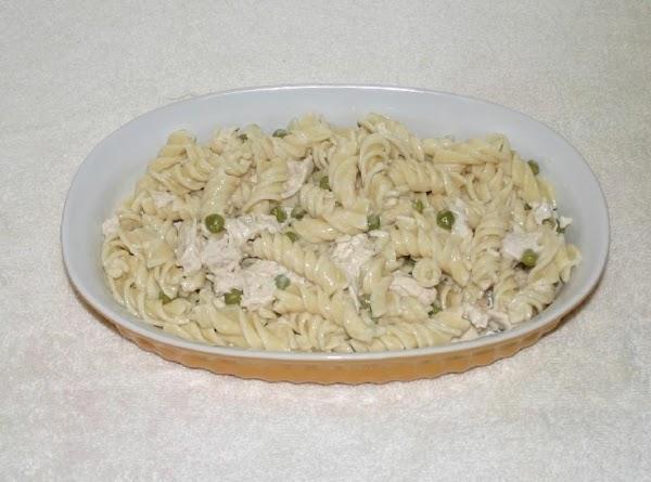 Roasted Garlic Rotelli W/ Chicken Recipe
