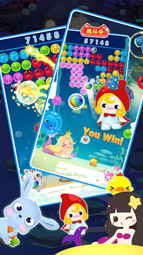 Bubble Shooter Quest