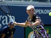 Elise Mertens speelt in de kwartfinale in  Osaka tegen Camila Giorgi