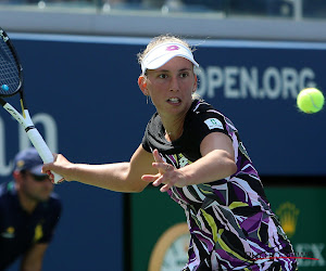 Elise Mertens staat na spannende wedstrijd in de US Open-finale in het dubbel