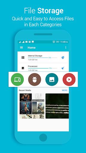 File Explorer 1.1.3 screenshots 2