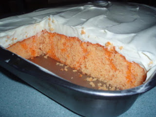 Creamsicle Cake Recipe