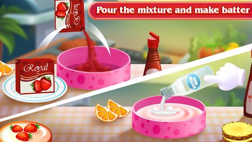 Hazel & Mom's Recipes - Strawberry Cake  screenshots 8