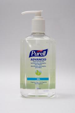 Purelll Antibacterial   Frasco X354Ml. Govi Ethyl Alcohol 62%