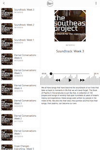 The Southeast Project- screenshot thumbnail
