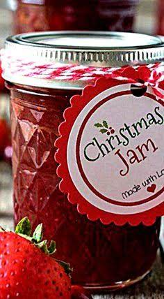Christmas Jam Recipe