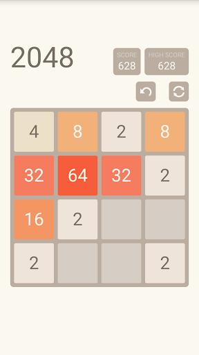 2048 Original screenshot 5