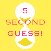 5 Second Guess Name 3 Rule