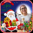 Marcos de fotos de Navidad año nuevo 2019 icon