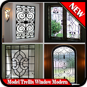 Model Trellis Window Modern Android APK Download Free By Griyadroid