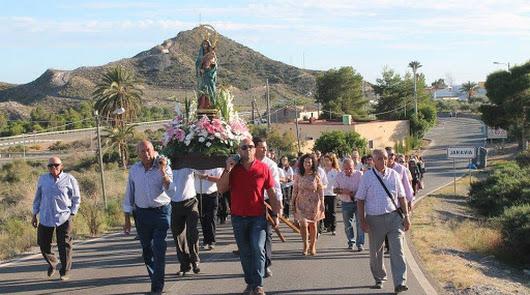 Pilar de Jaravía se prepara para celebrar sus fiestas de la Virgen del Pilar