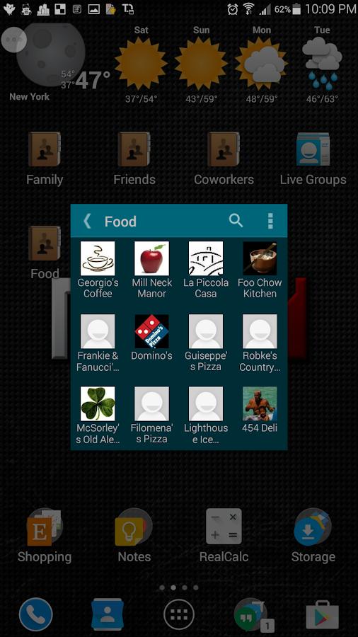 Live Groups- screenshot