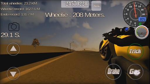 Wheelie King 3D - Realistic free  motorbike racing modavailable screenshots 9