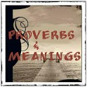Proverbs and Meanings icon