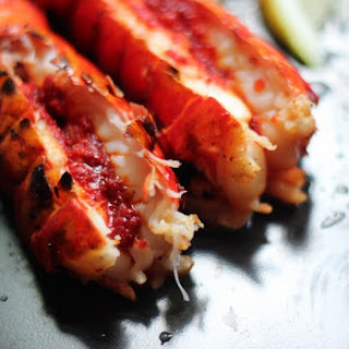 Juicy Tandoori Lobster Tails