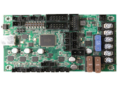 TMC2130 Equipped Controller Boards