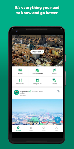 TripAdvisor Hotels Flights Restaurants Attractions 29.0 screenshots 3
