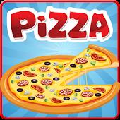 Massa de pizza cozinhar