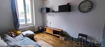 Appartement meublé 2 pièces 37,41 m2