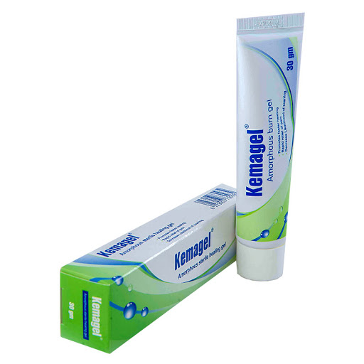 Hidrogel Para Heridas Kemagel Amorphous Tubo 30G Kemagel de Pharmaplast para las heridas
