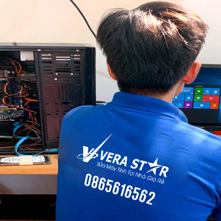 Kỹ thuật viên sửa máy tính VERA STAR
