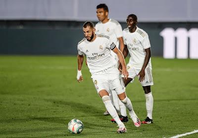 Karim Benzema, le héros du Real, pense au prochain tour