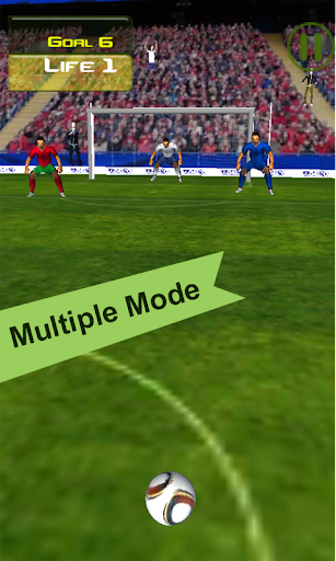 玩免費體育競技APP|下載축구 - 2016 축구 차기 app不用錢|硬是要APP