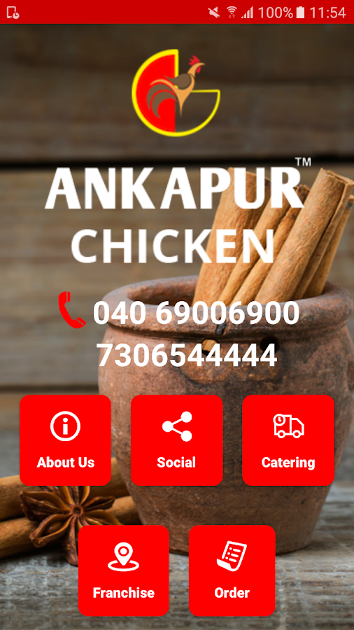 Ankapur Chicken- screenshot