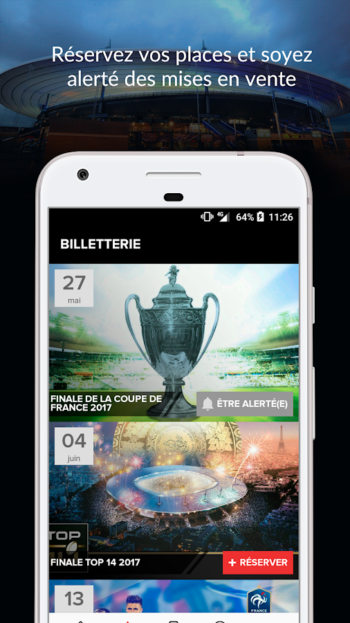 Stade de France®- screenshot